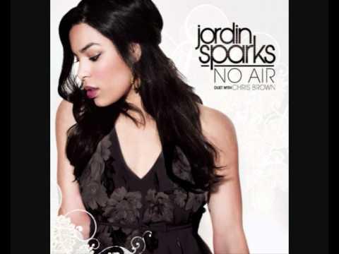 Jordin Sparks (feat. Chris Brown) - No Air [ACOUSTIC]
