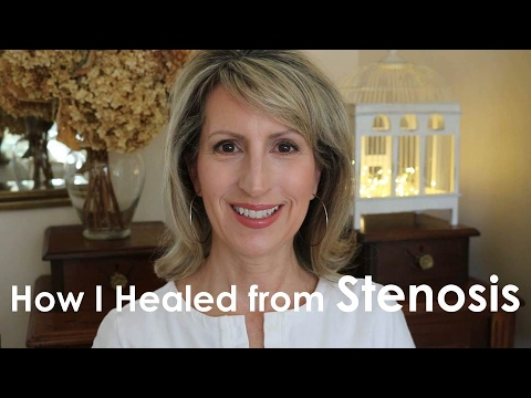 How I HEALED from STENOSIS - Naturally! - part 2