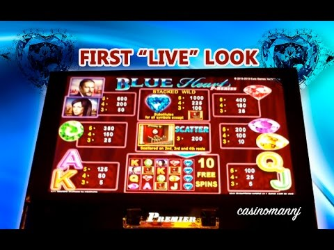 free slot machines online blue heart