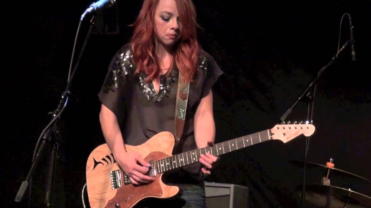 Who S Been Talking Samantha Fish Band March 30 2013 Youtube