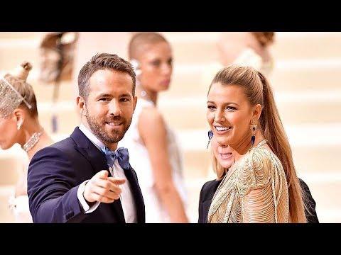 Blake Lively's Was Dating * Ryan Reynolds