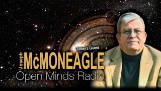 Joseph McMoneagle talks about remote viewing and UFOs   Open Minds Radio
