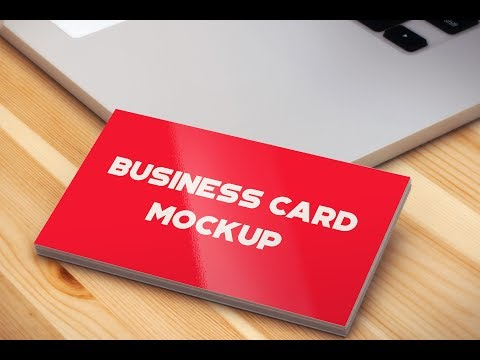 Business Card Mockup | Free Download Link