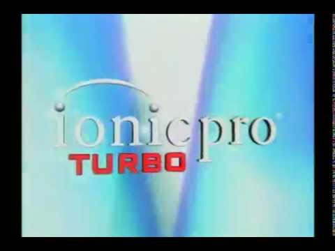 Ionic Pro Turbo TV Infomercial:Part 3-Three times more effective than other purifiers