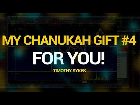 Chanukah Gift #4 - A Very Reliable Dip Buying Pattern