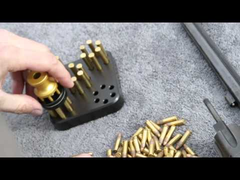 Using A Speed Beez Speed Loader With A .22 Magnum Smith & Wesson Model 48 Revolver