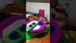 Magic cra-z-spiro spinner by Jade Willis