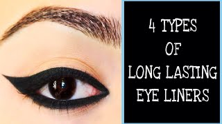 How to Apply Thick Kajal & Eyeliners for Beginners | How to make your Kajal long lasting.