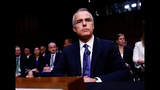 Why Andrew McCabe sees the president as a threat