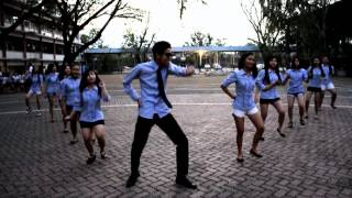 MAMANG CHUPER DRIVER DANCE FT. IT 4B SEXY GIRLS