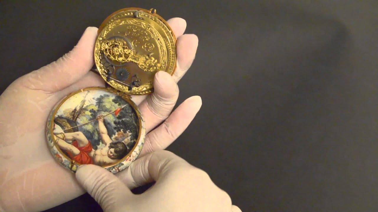 orologio da tasca con carillon