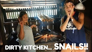 COOKING AND EATING SNAIL ADOBO IN THE PHILIPPINES (Filipino ...