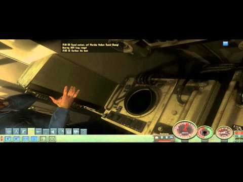 Lets play Silent Hunter 4 part 1   TROOP TRANSPORTS !!!!