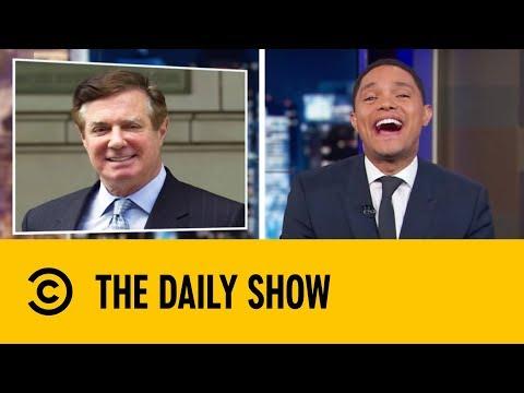 Paul Manafort's PDF Bombshell | The Daily Show With Trevor Noah