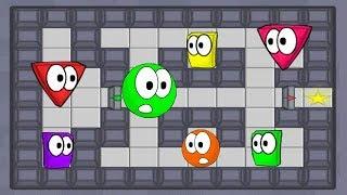 Juegos Divertidos Para Niños - Shape Switcher - Videos Para Niños