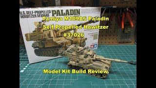 Modellbau Tamiya 300037026 1:35 M109A6 Paladin Irak Haubitze