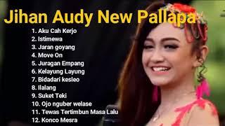 Jihan audy New pallapa 2017
