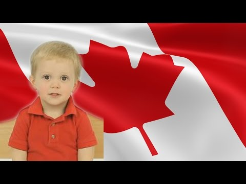 Learn Canadian Provinces and Territories - Sing with Justin