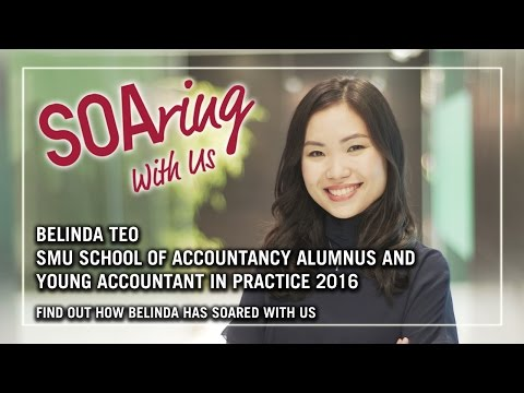 'SOAring With Us' at the SMU School of Accountancy