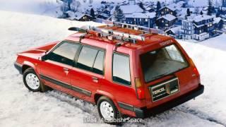 1984 Mitsubishi Space