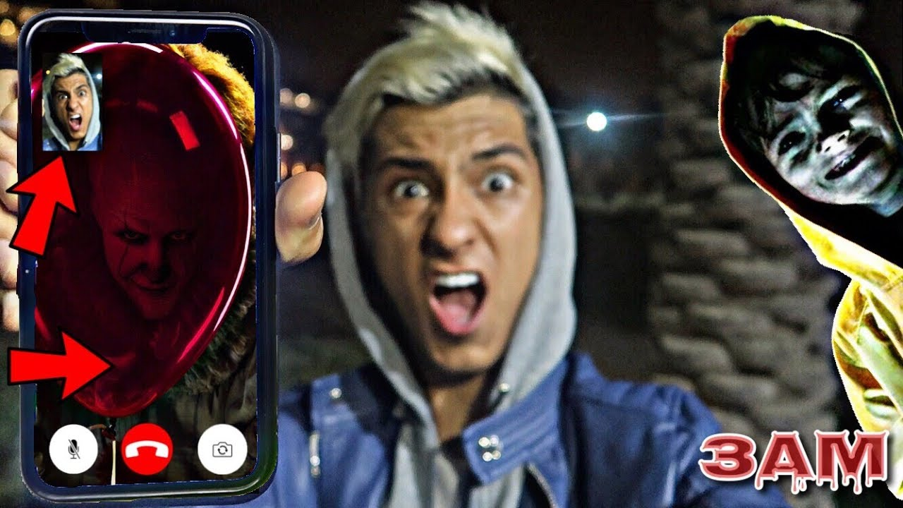 do-not-facetime-pennywise-from-it-movie-at-3am-omg-he-actually-came-to-my-house
