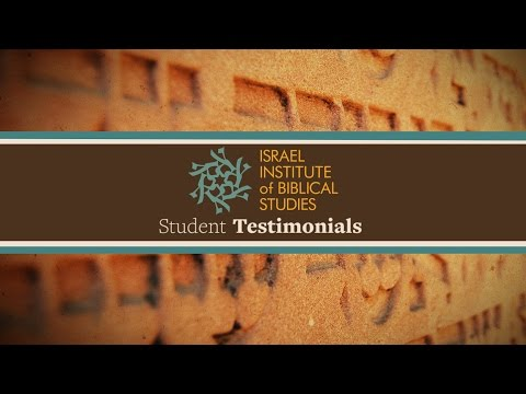 The Israel Institute of Biblical Studies - Student Reviews