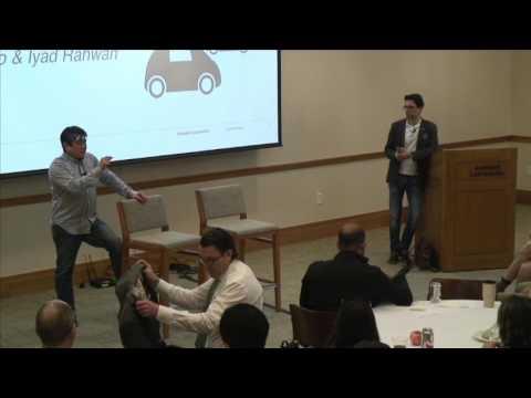Joi Ito and Iyad Rahwan on AI & Society