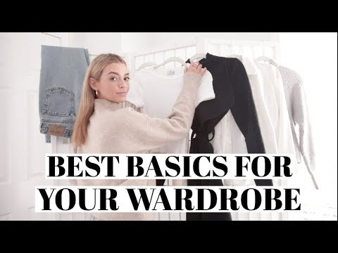 Wardrobe Essentials! Closet Guide to Must-Have Basics
