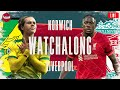 NORWICH v LIVERPOOL   WATCHALONG LIVE FANZONE COMMENTARY