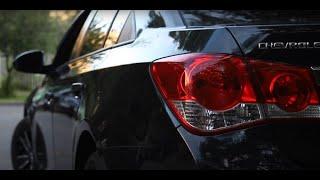 Обзор и тест - драйв Chevrolet Cruze 2012 AT