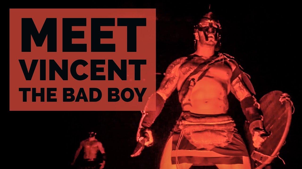Download MEET VINCENT - THE BAD BOY - MAGIC MEN LIVE!