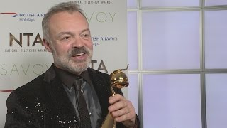 NTAs Find out the ONLY celeb left on Graham Norton39s interview list