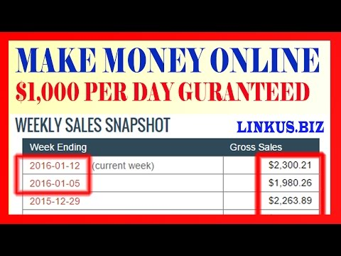 How To Make Money Online Fast From Home 2017 - Work From Home Jobs