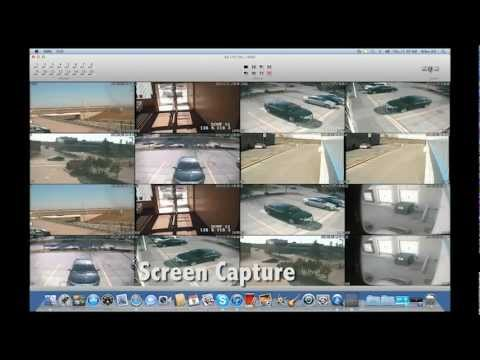iSMS Mac Remote Security Software Demo for Touch DVRs from Digimerge