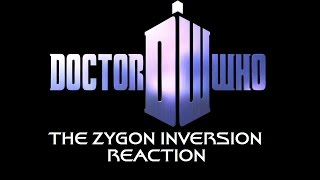 DOCTOR WHO - 9X08 THE ZYGON INVERSION REACTION