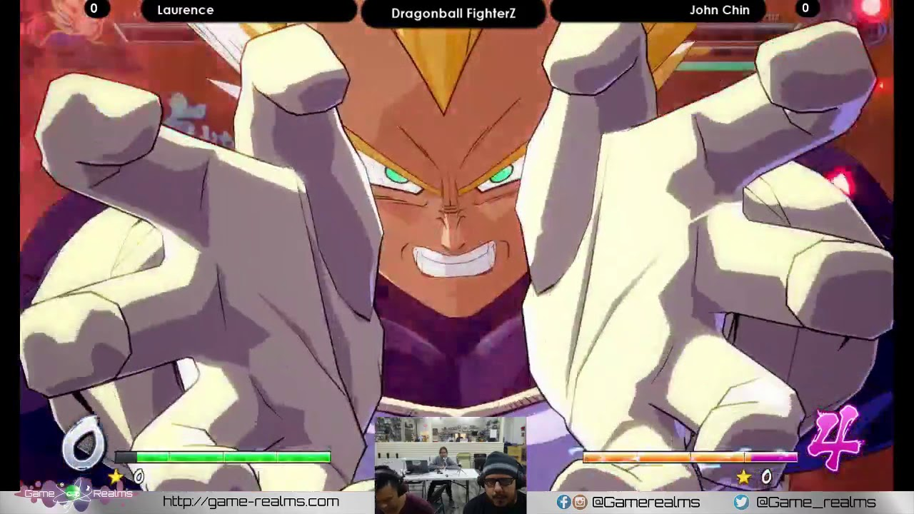 09-13-18 – Dragonball FighterZ Tournament at Game Realms in Burbank CA