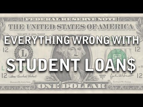 Everything Wrong With Student Loans in 6 Minutes or Less