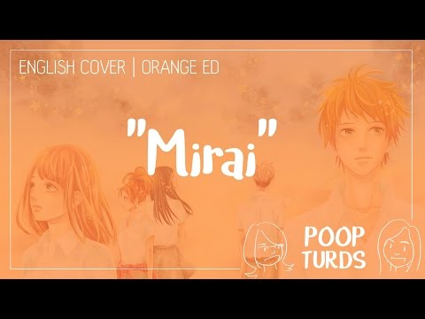 Mirai | English Cover | Orange ED