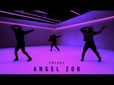 Tobias Ellehammer Choreography / Angel Zoo...