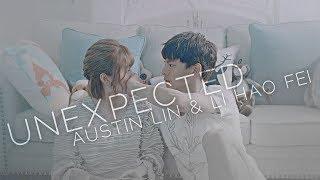 【林柏宏X李浩菲】恋人未满 | 来到你的世界 UNEXPECTED | Austin Lin & Li HaoFei