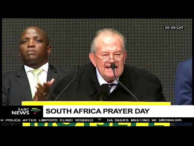 SA Prayer Day held in Soweto