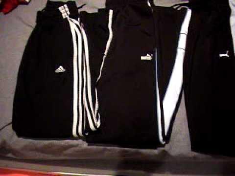 Adidas Chile 62 Track Pants 1