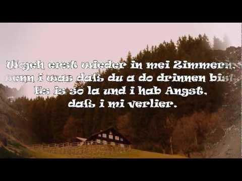 Hans Söllner - I hob Angst das i mi verlier