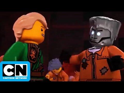 The Staff of Elements | NINJAGO: Masters of Spinjitzu | Cartoon Network