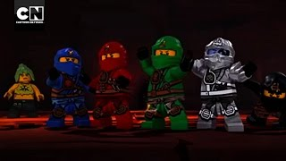 The Staff of Elements | NINJAGO: Masters of Spinjitzu | Cartoon Network