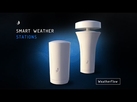 WeatherFlow Smart Weather Stations - Indiegogo
