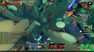 (FIXED) Dungeon Defenders 2 - The Gates of Dragonfall Out of bounds glitch [How to + Exploration]
