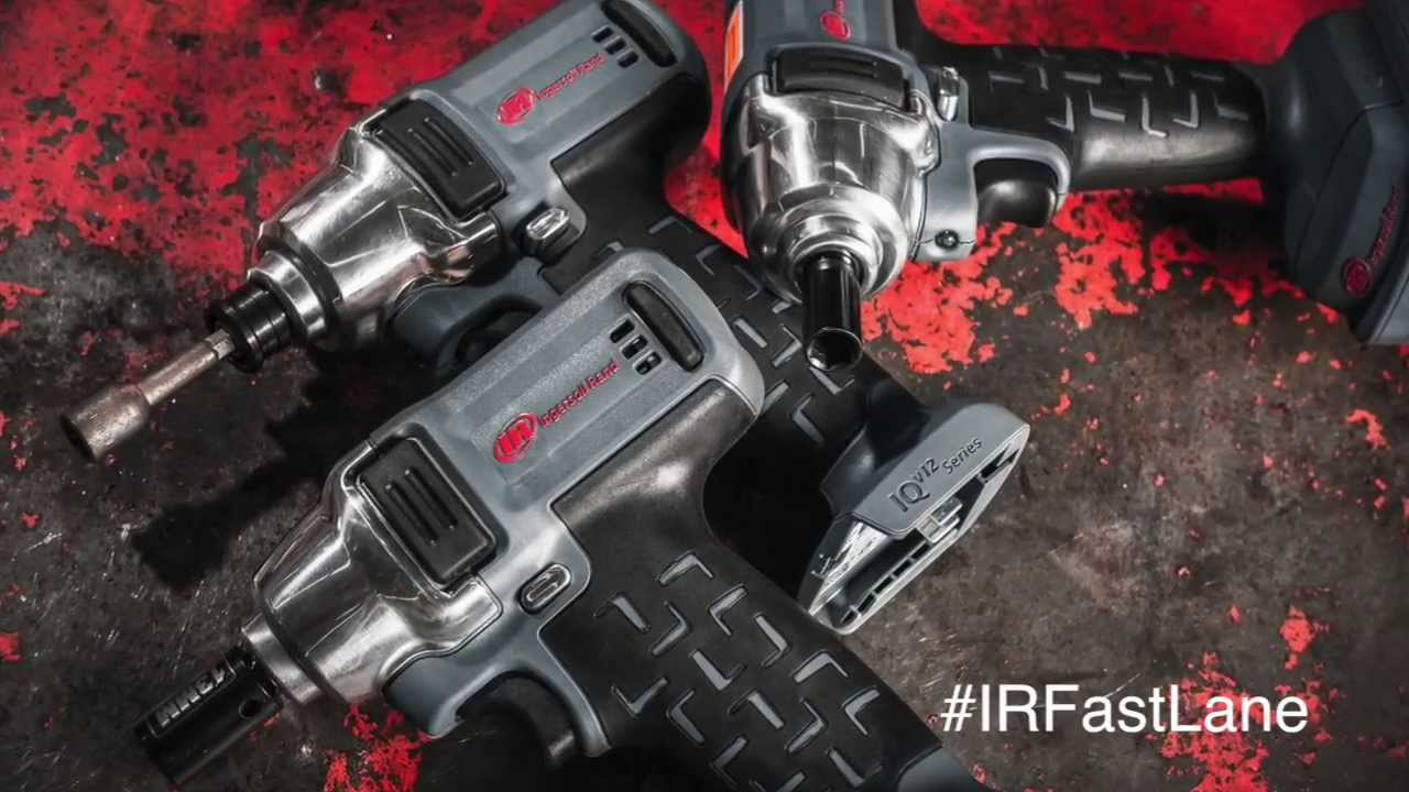 iqv12 cordless compact tools ingersoll rand sema day 2 youtube