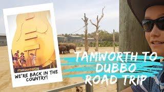 Tamworth to Dubbo Road Trip NSW: Series 06 E01 Lap of Australia