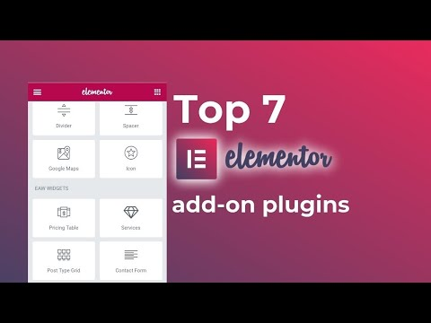 7+ FREE Elementor Add-ons: Add Extra Functionality to Elementor